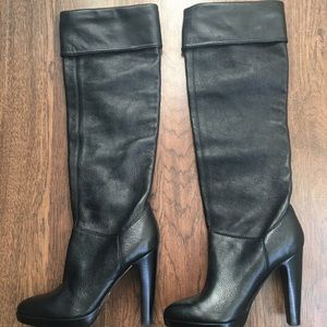 Ladies Above the Knee High Boots